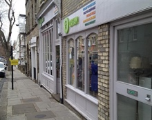 Oxfam Shop - Hampstead High St