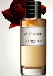 Amber Nuit Christian Dior